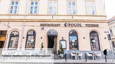 Exterior Restaurant Trattoria Pocol. Trattoria Pocol. Brasov. Food. Italian. Restaurant. Interior And Exterior, Restaurants, Street View, Food, Essen, Restaurant, Meals, Yemek, Eten