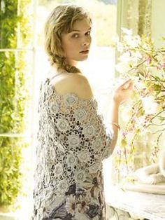 Ravelry: Lovely Shawl pattern by Marie Wallin