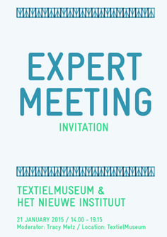 TILBURG - 21 January 2015 - Smart Textiles in Architecture and Interior Design Symposium (january 2015)