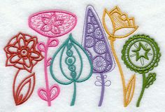 Embroidery Machine Tiny Cupcake Designs