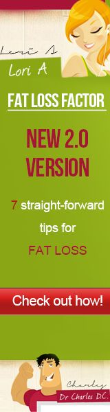 Fat Loss Factor Review Here Dr Charles explain show it will work for you.