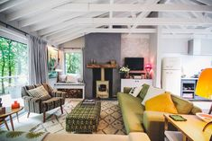 The waterside retreat underwent MAJOR revovations - and the results are spectacular European House, Cabin Interiors, Year 2016, Rustic Farmhouse, Cabins, Rustic Decor, Beautiful Homes, Ireland, Irish