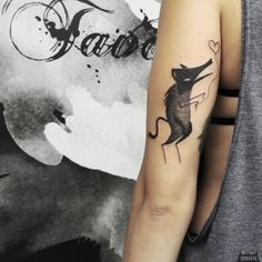 www.instagram.com... #tattoo #tatuaz #tattoowork #project #design #ink #inked #graphic #tattuaggio #btattooing #tattuaje #illustration #татуировка #тату #krakow #berlin #wroclaw #warszawa #prague #praha #tetovani #tätowierung #tatuajes #panakota #littletattoos #wolf