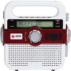 AM/FM Weather Band Radio