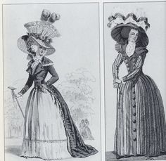 Redingote 18th Century Dress, 18th Century Fashion, Riding Habit, Rococo Fashion, Historical Clothing, Fashion Plates, Fashion History, Dress Me Up, Fashion Drawings