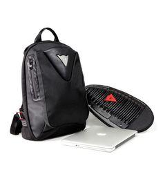 Dainese by Nava Design  backpack design by Gioia Giovannella www.gioiagiovannella.com