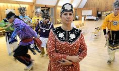 Sherri Waterman-Hopper, a member of the Beaver Clan of the Onondaga Nation, travels across the state and around the country with her group to educate people about Native Americans through song and dance - From Facebook - https://www.facebook.com/pages/Native-Man/365939090146674