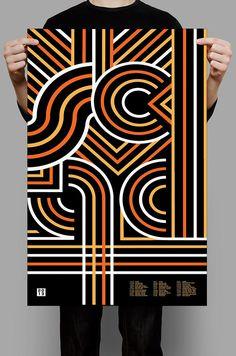 Graphic design student work, Academic Calendar by Jessica Leavitt Poster Design, Book Design, Layout Design, Print Design, Academic Calendar, Beauty Hacks Video, Pallette, Crazy Cats, Digital Art