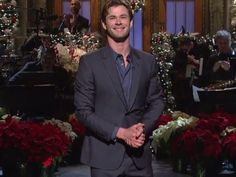 All the best moments from Chris Hemsworth's turn hosting 'SNL'