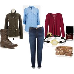 """Dean Winchester"" by elsied on Polyvore #supernatural"