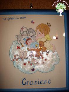 quadretto nascita Graziano