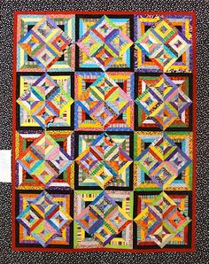 Quilt Show, Anacortes, WA.  Photo from Beadlust blog.