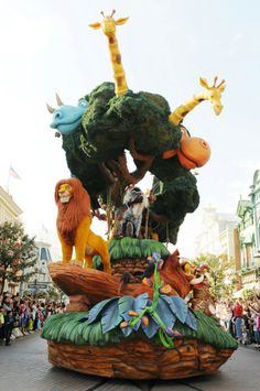 Once Upon A Dream Parade ◆ Disneyland Paris