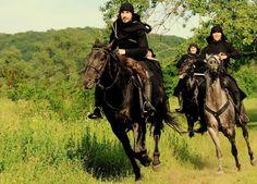 adyghe traditional costume men Kabardino-Balkaria Karachay-Cherkessia