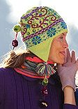 Women's Fair Isle Bobble Hat | Sahalie