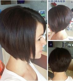 Sweet Short Bob Haircuts 2015