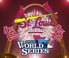 World Series 2013 - rooting for your hometown team!!