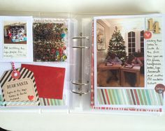 2014 December Daily by Jo Boland. Shared on the Hey Little Magpie blog.