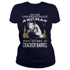 Make a bold statement with our Cracker Barrel T-Shirts, or choose from our wide variety of expressive graphic tees for any season, interest or occasion. Whether you want a sarcastic t-shirt or a geeky t-shirt to embrace your inner nerd, CafePress has the tee you're looking for.