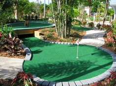 Harris Miniature Golf Courses Inc. - Mini Golf Construction and Design