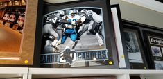 Detroit Legend Barry Sanders framed photo