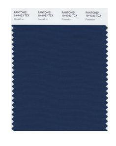 Amazon.com: Pantone 19-4033 TCX Smart Color Swatch Card, Poseidon: Home Improvement