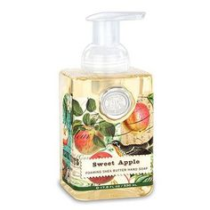 SWEET APPLE FOAMING HAND SOAP – BRIARWOOD