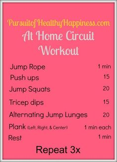 3ea7e06cec0491 12 e1386678179690 50 Circuit Workouts Workout Circuit At Home