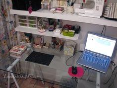 Meu espaço de trabalho | Luciana Murta