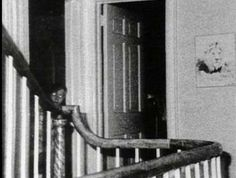 Picture taken at the Amityville house when there were no children present.
