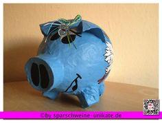 Geldgeschenk  Sparschwein  Taufe  Geschenk  Taufe  Geburt  1. Sparschwein Storch