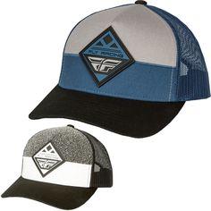 Fly Racing Horizon Snapback Mens Off Road Motocross Caps Lids Hats
