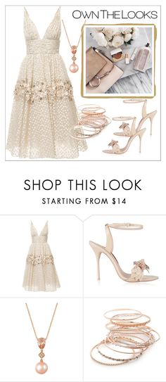 """Untitled #497"" by chanlee-luv ❤ liked on Polyvore featuring Carolina Herrera, Sophia Webster, LE VIAN and Red Camel"