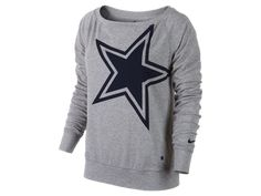 Nike Wildcard Epic (NFL Cowboys) Women's Sweatshirt