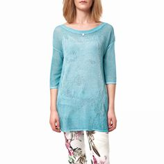 GUESS - Γυναικεία μπλούζα Guess μπλε μόνο 39.00€ #sale #style #fashion
