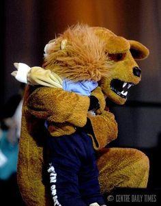 """I want every cub to be able to grow up to be a Nittany Lion"" #THON13 #FTK pic.twitter.com/InJX705g"