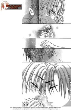 Gakuen Alice 144: Confessions loving it!