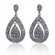 Glamourous earrings with diamonds ❤ liked on Polyvore featuring jewelry, earrings, earring jewelry, stud earrings, diamond hoop earrings, diamond stud earrings and diamond jewellery