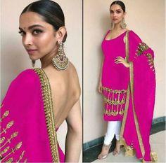 Picture 5 of 8 Indian Designer Suits, Indian Suits, Indian Attire, Indian Dresses, Indian Wear, Indian Clothes, Punjabi Suits, Trajes Anarkali, Anarkali Suits
