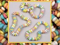 Colliers de bonbons...