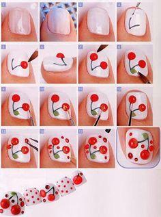 Tutoriais de Nail Art Inspiradores Para Você Fazer em Suas Unhas