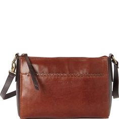 Tignanello Classic Whipstitch Crossbody * Special  product just for you. See it now! : CrossBody Handbags