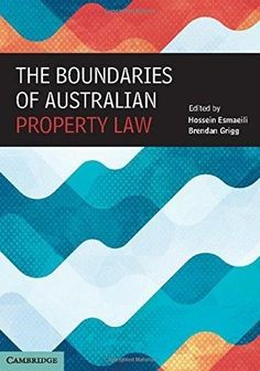 The Boundaries Of Aus Property Law