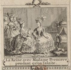 All things Marie-Antoinette! Historical and popular culture information, photos, music, and other. Versailles, French Royalty, French History, Vintage Labels, Women In History, Contemporary Paintings, Traditional Art, 18th Century, Painting & Drawing