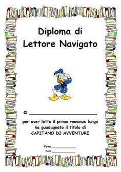 Diploma_di_lettura_3 Social Service Jobs, Social Services, The Best Is Yet To Come, Reading Workshop, Book Worms, Science, 3, Education, Comics