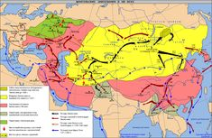 Mongol invasion of Russia in the century