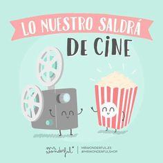 Lo nuestro saldrá de cine