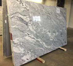 This Silver Cloud Granite Kitchen Island Countertop Makes