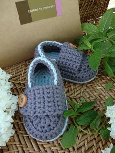 baby loafers- idea