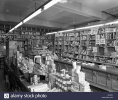 Co-op, Stairfoot, Barnsley, 1960